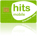 HITS SIM card sales