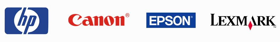 Epson Canon HP Lexmark Emstar